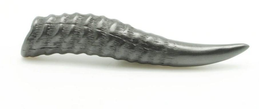 horn small graphite object