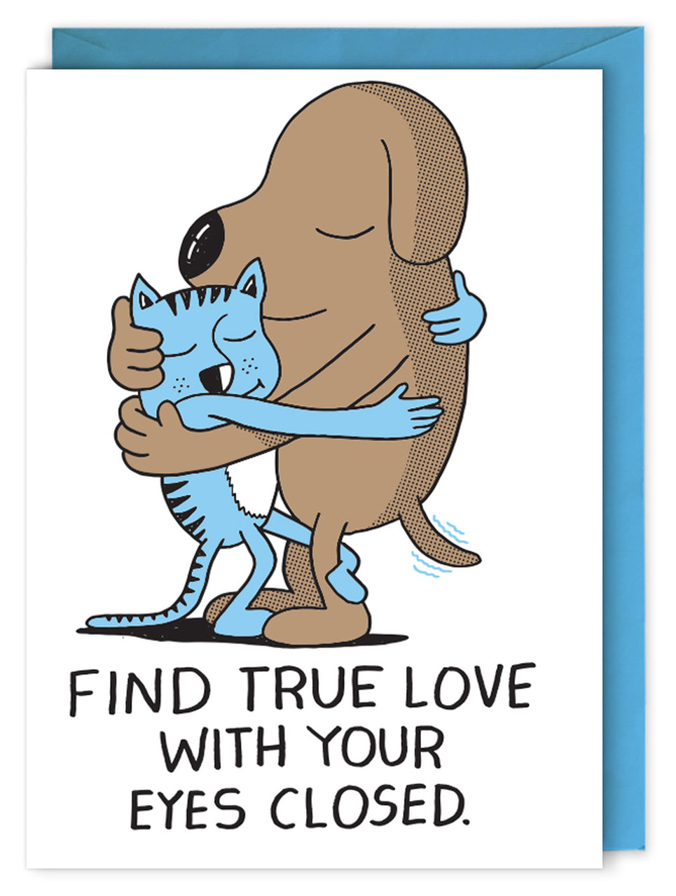 jeremyville true love card