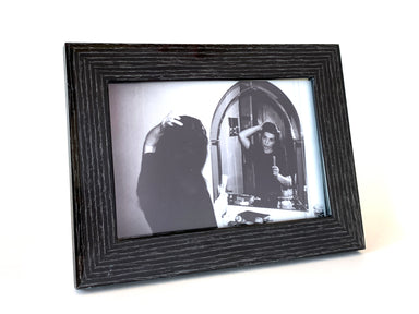 Black Apricot Wood Frame 4x6