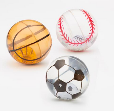 LED Sports Bouncy Ball