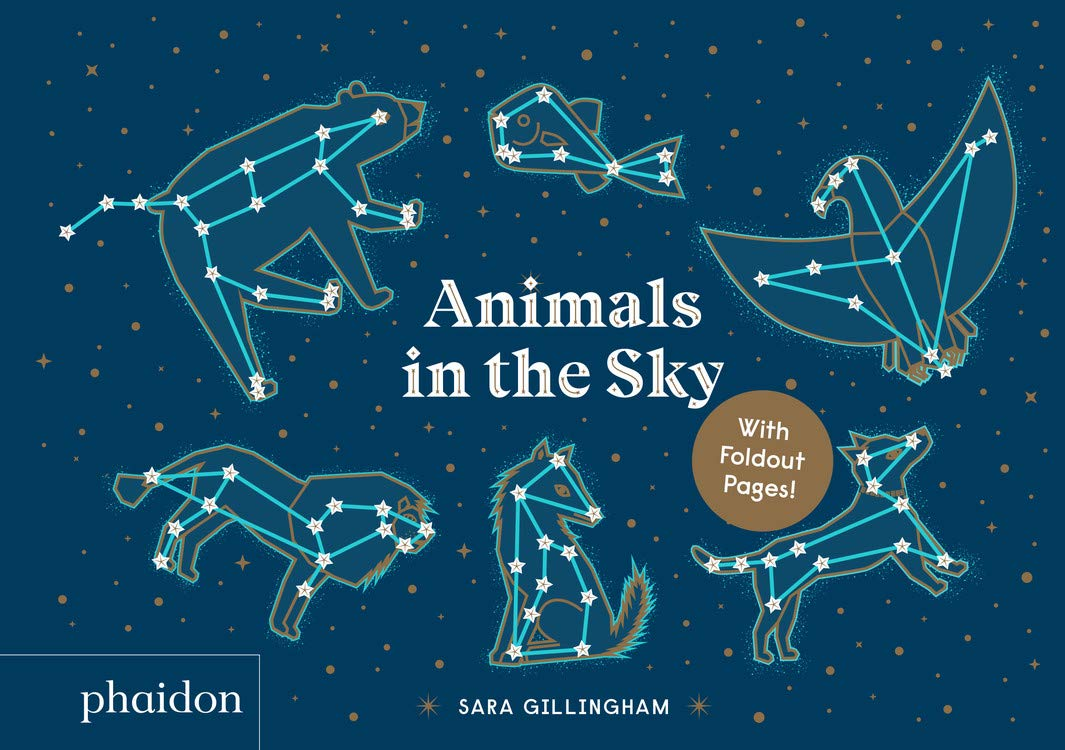 animals in the sky book