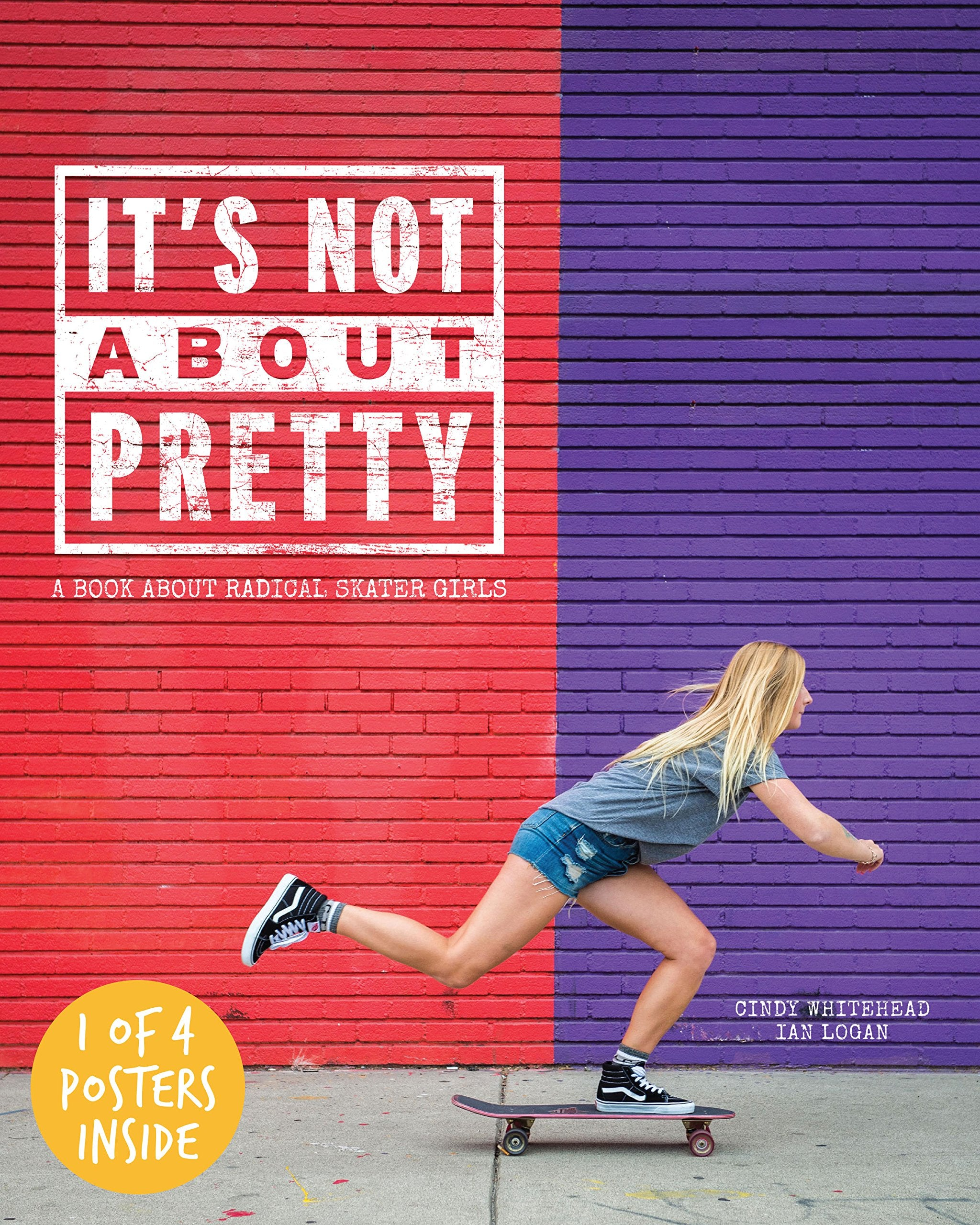 it's not about pretty book