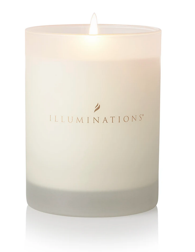 woodlands signature scented candle
