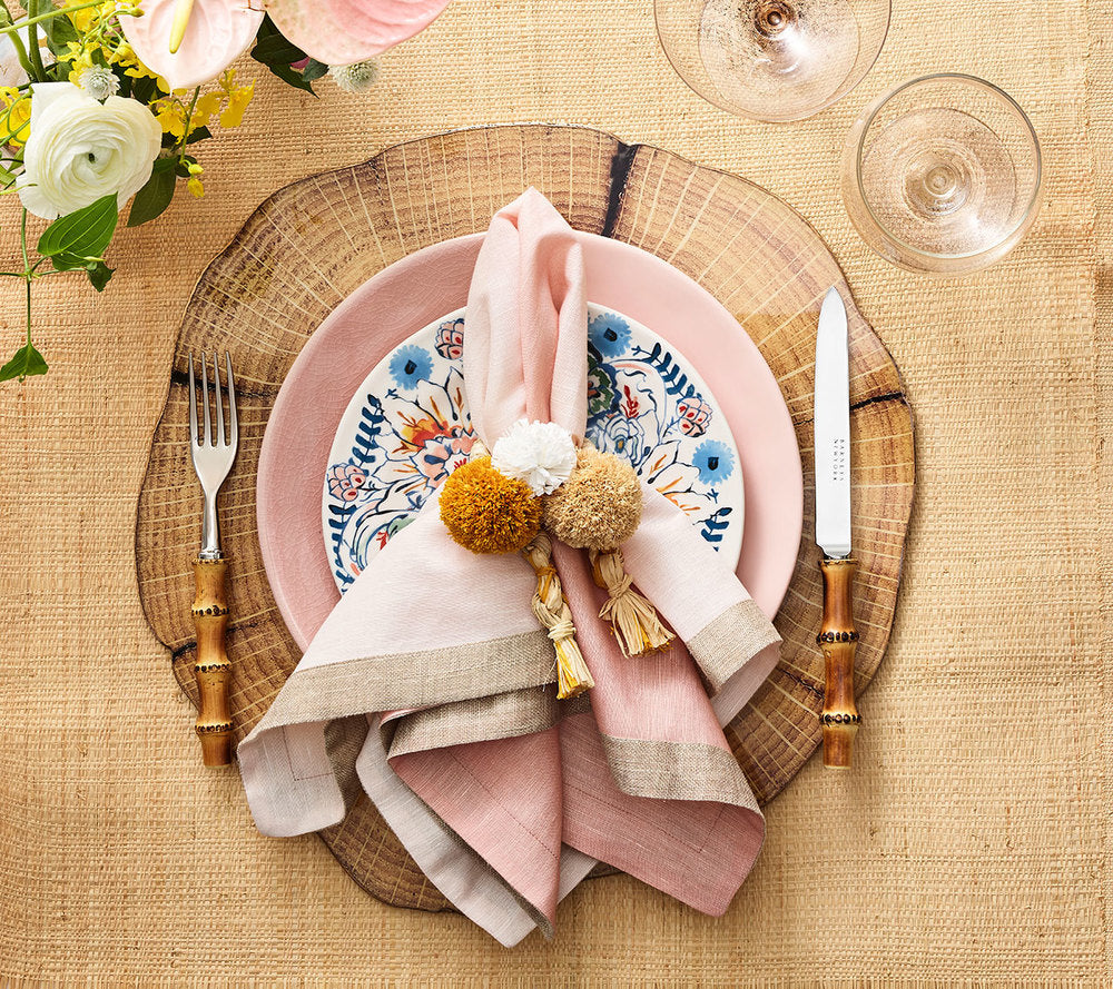 woodland placemats s4