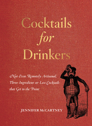 cocktails for drinkers book