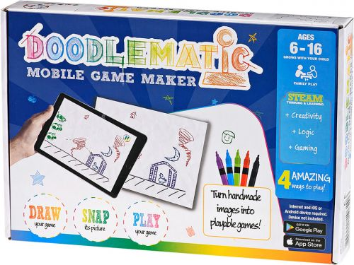 Doodlematic Mobile Game Creator