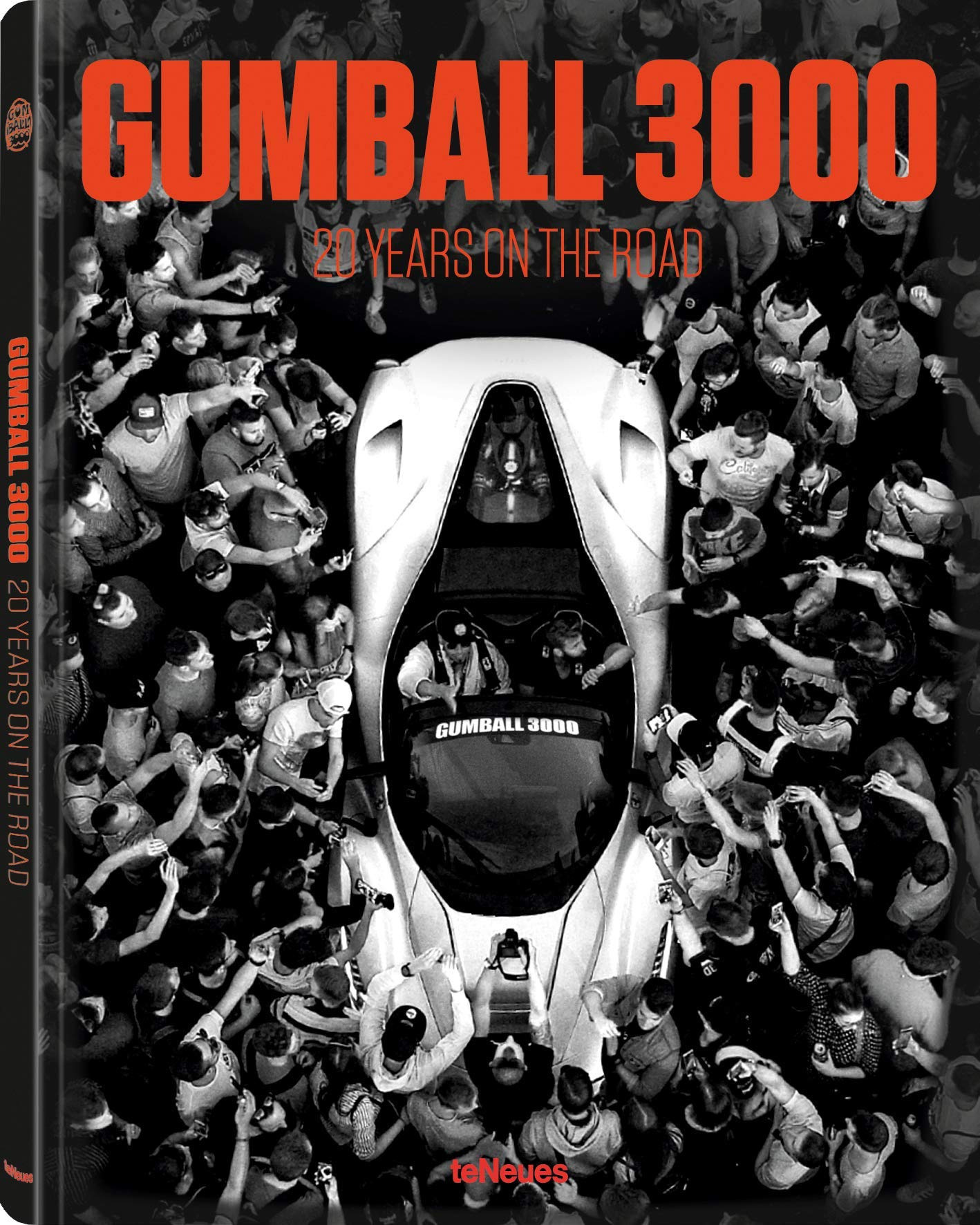 Gumball 3000- 20 Years on the Road: Pocket Edition