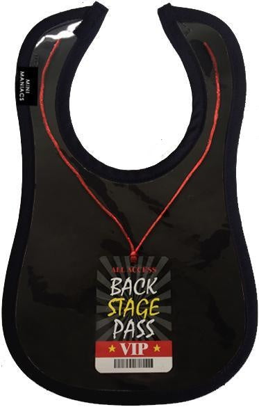 Backstage Bib