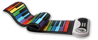 rock and roll rainbow piano