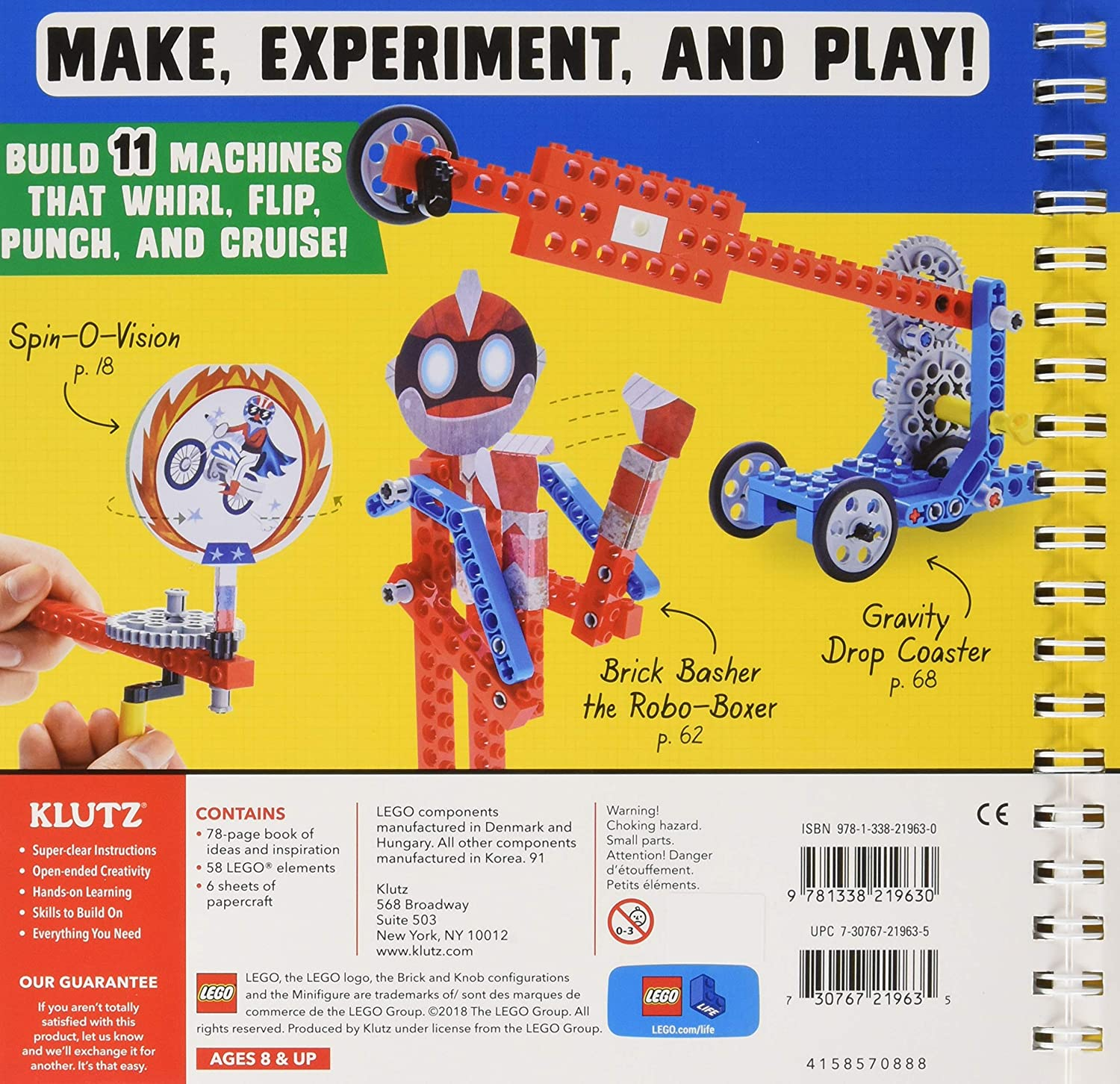 Lego Gadgets Kit Toy