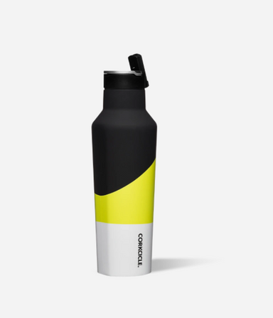 20oz Sport Canteen Electric Yellow