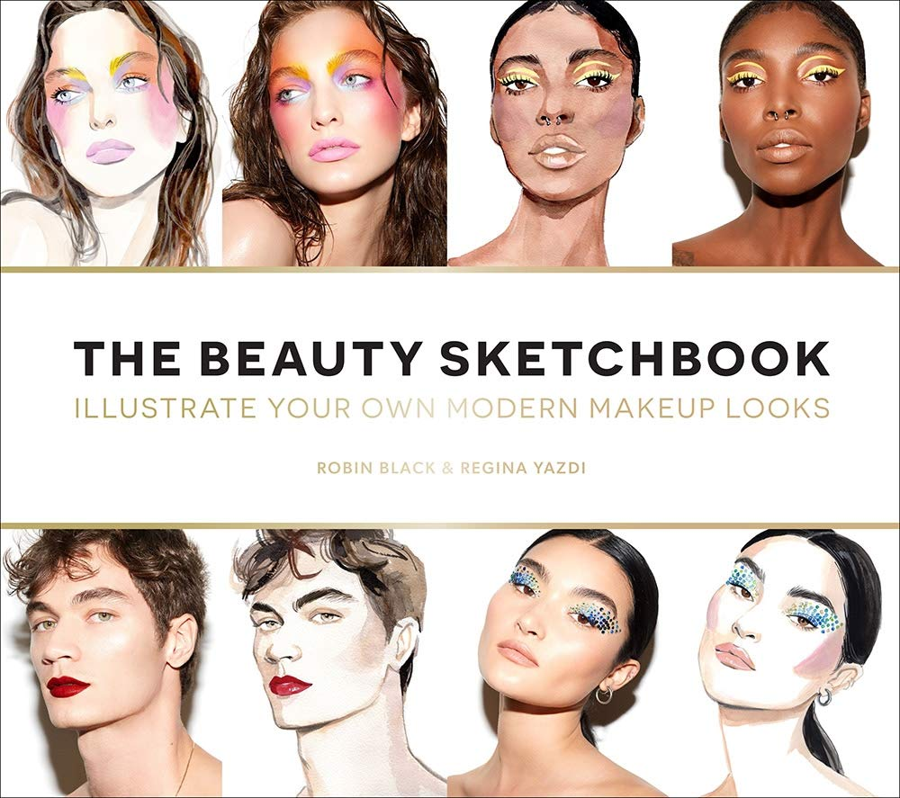 beauty sketchbook