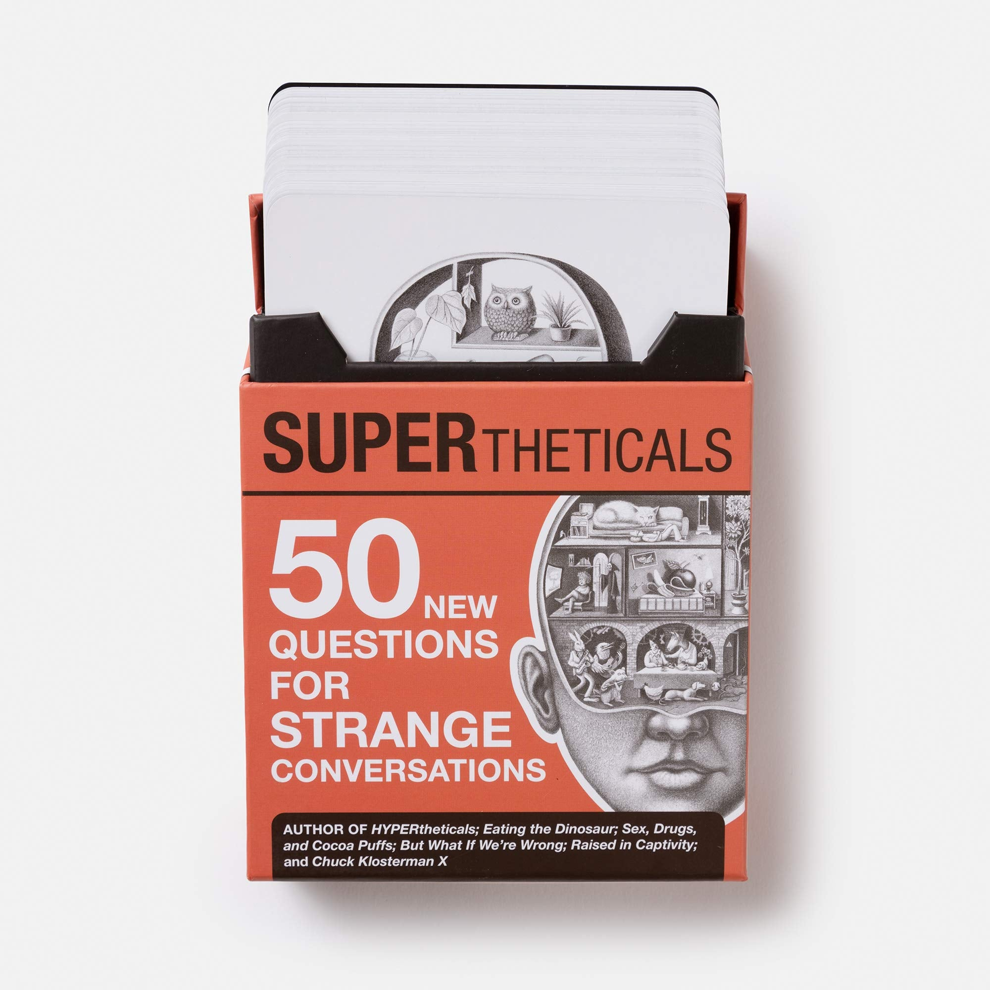 Supertheticals Question Card Game