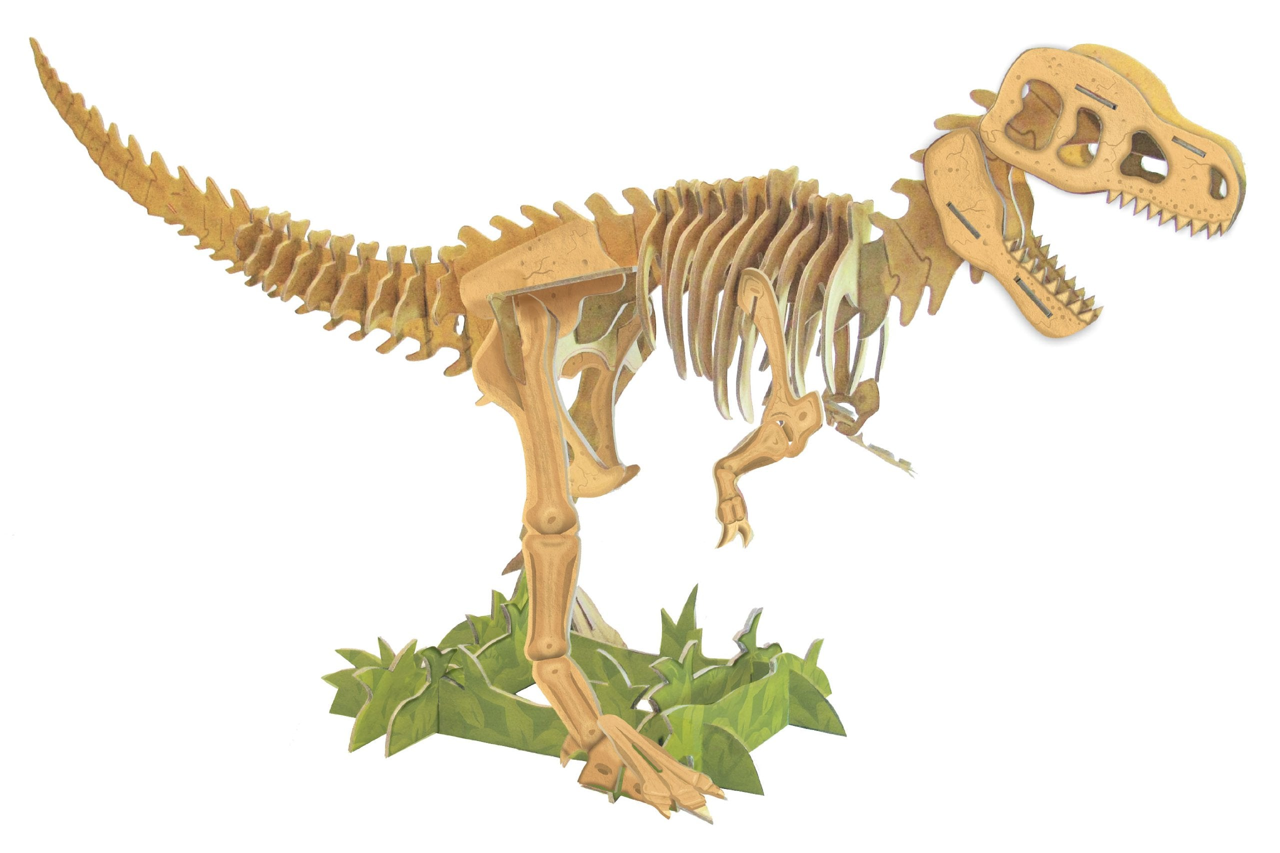 Build the T.Rex Kit & Book