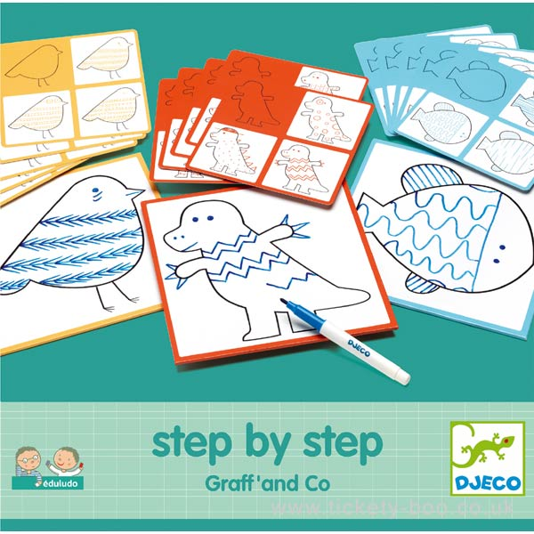 graff & co step by step art kit