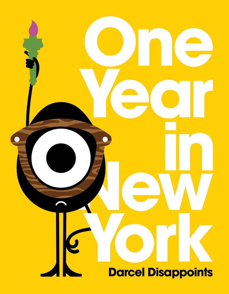 one year in new york book