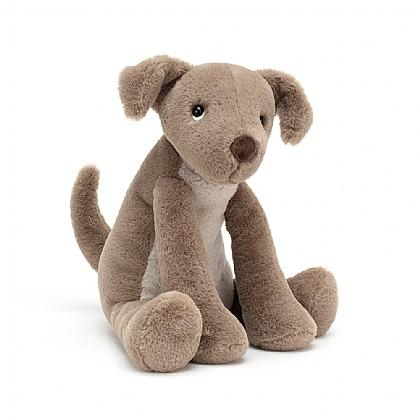 mac pup stuffed animal
