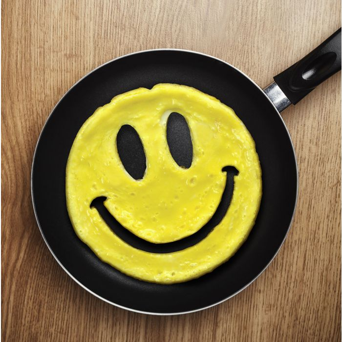 Crack-a-Smile Breakfast Mold