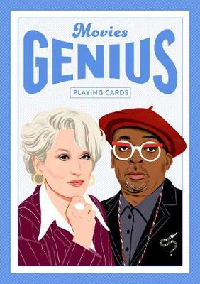 Movies Genius Playing Cards