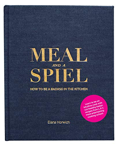 meal and a spiel cookbook