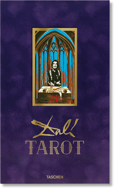 Dalí Tarot Cards & Book