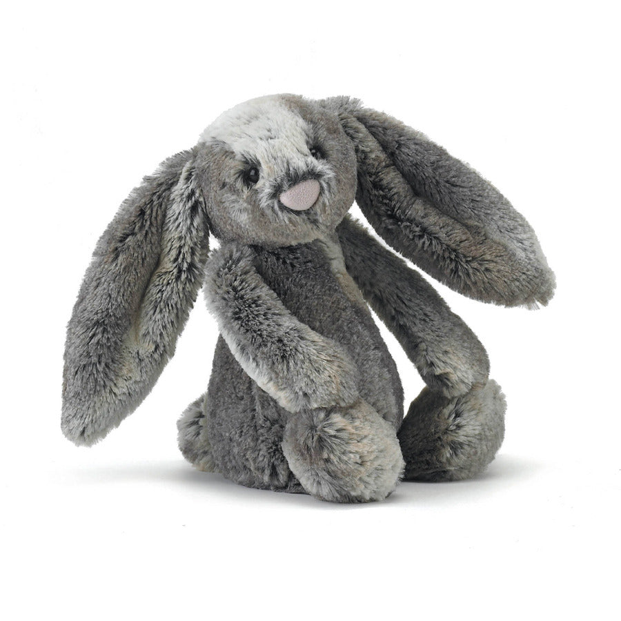 small woodland bunny stuffed animal