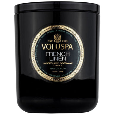 French Linen 9.5 oz. Candle