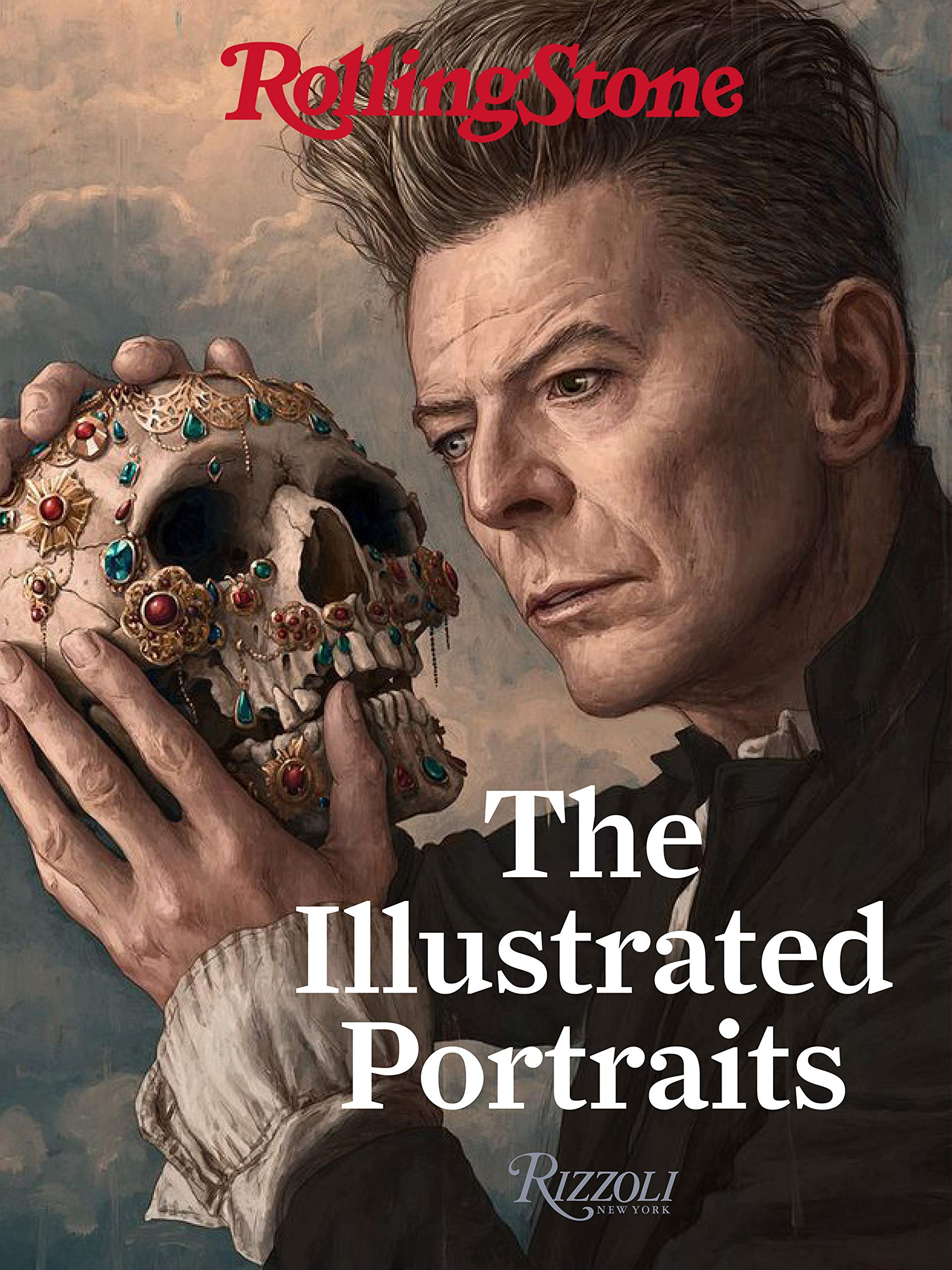 Rolling Stone: The Illustrated Portraits