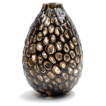Murrine Chocolate Egg Vase