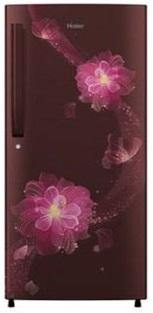 Haier 220L 3 Star Single Door Refrigerator HRD-2203CRB-E