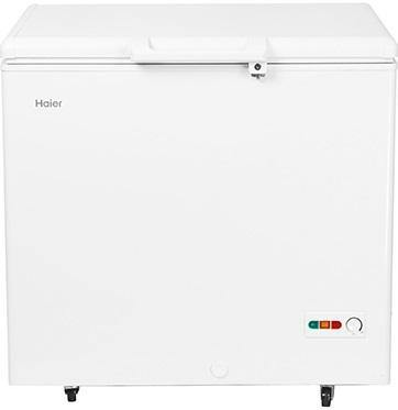 Haier HCC-290HC Single Door Deep Freezer (251 L, White)