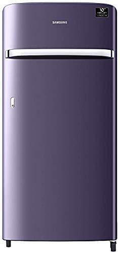 Samsung 198 L 4 Star Inverter Direct cool Single Door Refrigerator(RR21A2E2XUT/HL, Pebble Blue)