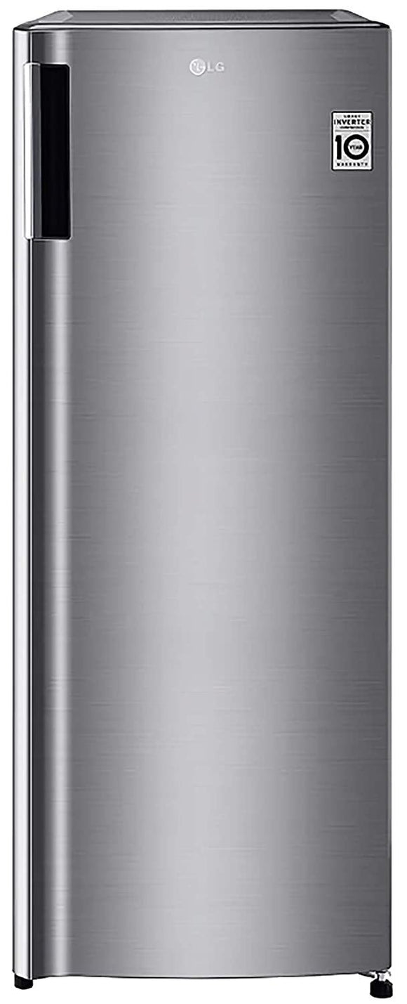LG GN-304SLBT 171L Vertical Deep Freezer