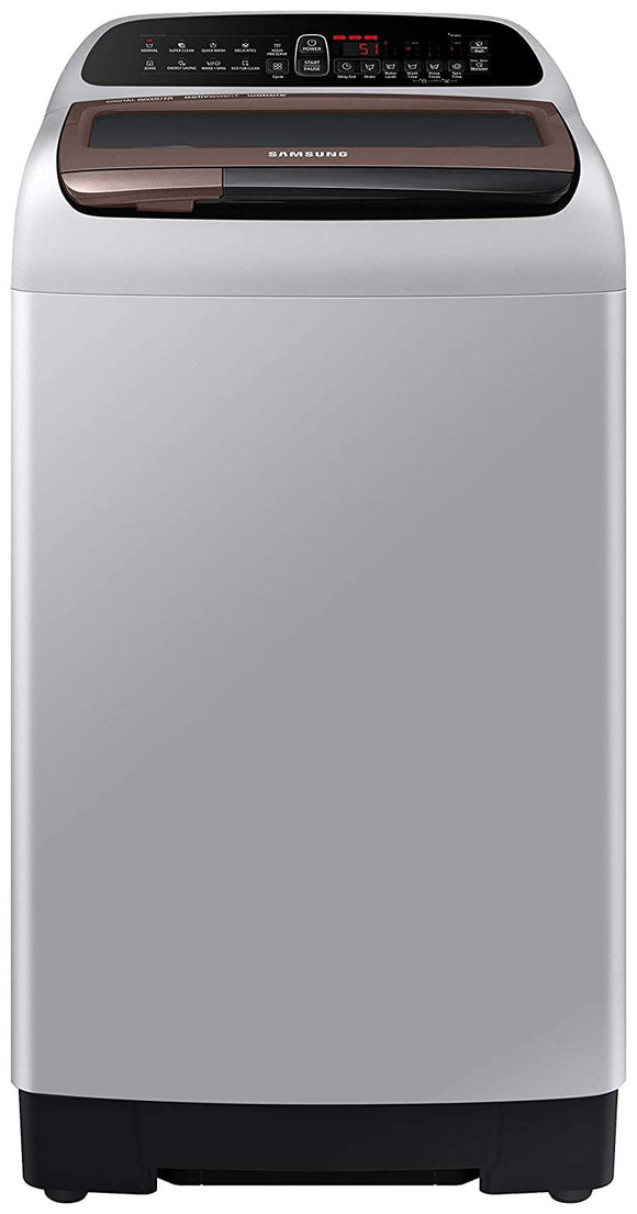 Samsung 6.5 Kg Inverter Fully-Automatic Top Loading Washing Machine (WA65T4560NS/TL, Imperial Silver)