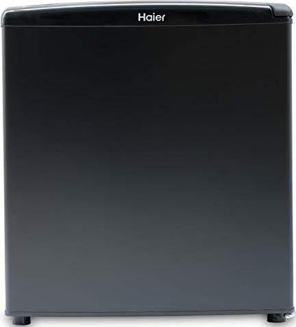 Haier Mini Refrigerator HR-65KS ( 53 L) 2 Star - Single Door - Black Color (Mini Bar Refrigerator)