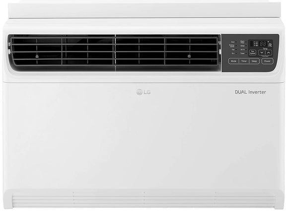 LG 1 Ton 5 Star Wi-Fi Inverter Window AC (Copper, Air filter, JW-Q12WUZA, White)