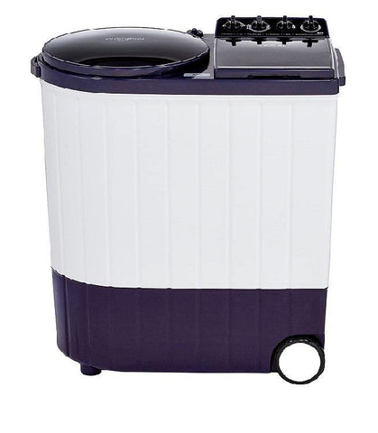 Whirlpool 9.5 kg Semi-Automatic Top Loading Washing Machine (ACE XL 9.5, Royal Purple, 3D Scrub Technology)
