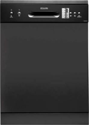 Hafele Aqua 12S, 12 Place Settings Stainless Steel Freestanding Dishwasher, Silver