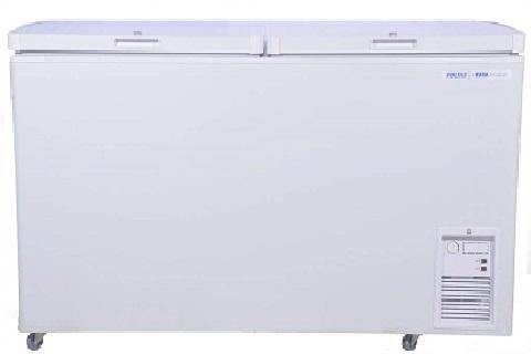 Voltas CF HT 500 DD P Hard Top Deep Freezer (500 Ltrs, White)