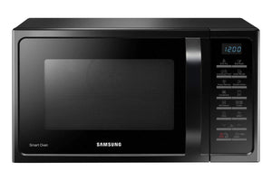 Samsung 28 L Convection Microwave Oven (MC28H5025VK, Black) - with bowl set