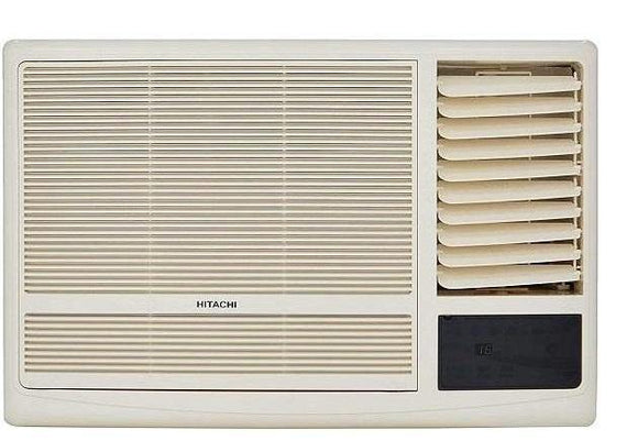 Hitachi 1.5 Ton 3 Star Window AC (RAW318KUD New Kaze Plus White)