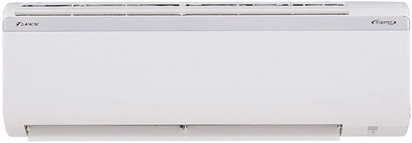 Daikin 1.5 Ton Inverter 3 Star Copper RKT50TV16V / FTKT50TV16V Split AC (White)