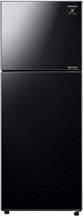 Samsung 415 L 2 Star Frost-Free Double Door Refrigerator (RT42T50682C/TL, Black)