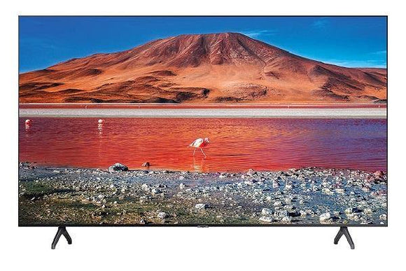 Samsung 125 cm (50 Inches) 4K Ultra HD Smart LED TV UA50TU7200KXXL (Titan Gray)