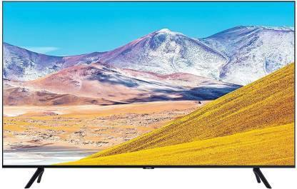 Samsung 138 cm (55 inches) 4K Ultra HD Smart LED TV UA55TU8000KXXL (Black)