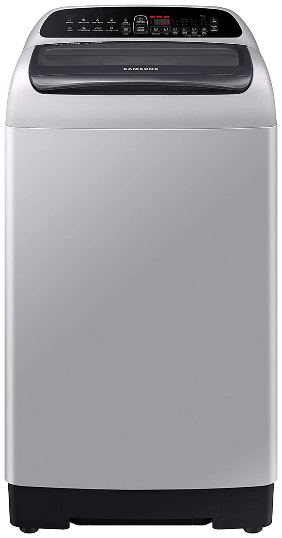 Samsung 6.5 Kg Inverter Fully-Automatic Top Loading Washing Machine (WA65T4262VS/TL, Imperial Silver)