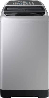 Samsung 7 Kg Fully-Automatic Top Loading Washing Machine (WA70N4422VS/TL, Silver, Wobble Technology)