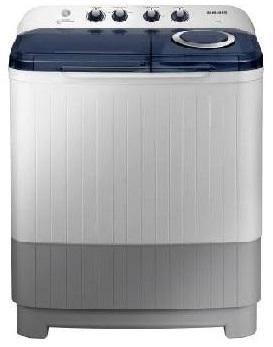 Samsung 7.0 Kg Inverter Semi-Automatic Top Loading Washing Machine (WT70M3200HB/TL, Light Grey)