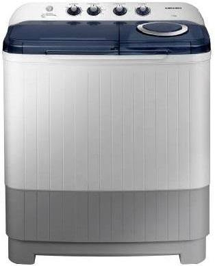 Samsung 7.5 kg Semi-Automatic Top Loading Washing Machine (WT75M3200HB/TL, Light Grey, Air turbo drying)