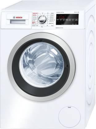 Bosch WVG30460IN 8 kg/5 kg Fully Automatic Front Loading Inverter Washer Dryer (White, Inbuilt Heater)